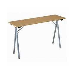 TABLE ALUMINIUM PLIANTE 120x40