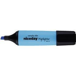 Surligneur Niceday HC1 à 5 mm Bleu