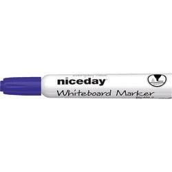 Marqueur tableau blanc Niceday 2.5 Bleu