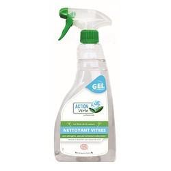 Gel nettoyant vitre Action Verte 750 ml