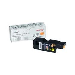 Cartouche laser Xerox Jaune 106R01629