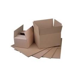 Caisse sple cannelure 60x50x50cm (x20)