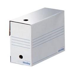 Boite archive 167x245x335 blanc (x50)