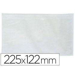 Enveloppe q-connect porte-documents 225x122mm...