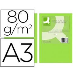 Papier couleur q-connect multifonction a3 80g/m2...