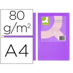 Papier couleur q-connect multifonction a4 80g/m2...