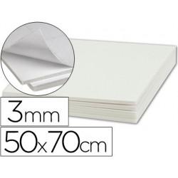 Carton plume liderpapel adhésif 50x70cm épaisseur 3mm...