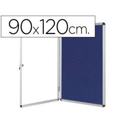 Vitrine affichage q-connect cadre aluminium intérieur...
