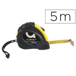 Mètre enrouleur q-connect caoutchouc frein matériel...