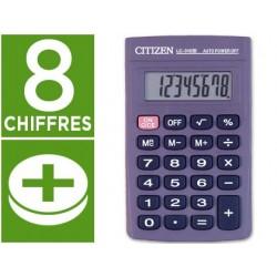 Calculatrice citizen poche lc-310n 8 chiffres addition...