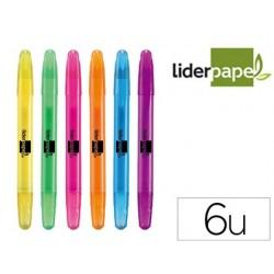Surligneur liderpapel marqueur cire gel stick applicateur...