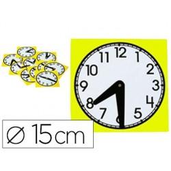 Petite horloge oz international en plastique lavable avec...