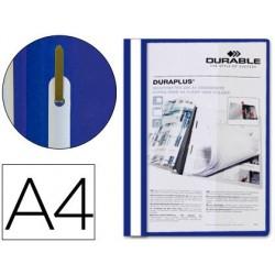 Chemise durable duraplus documents non perforés a4...