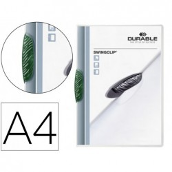 Chemise presentation durable swingclip a4 polypropylene...