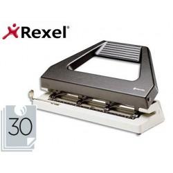 Perforateur rexel 4 trous capacité perforation 30f