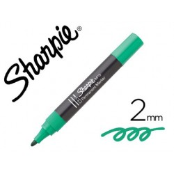 Marqueur sharpie permanent m15 pointe ogive vert
