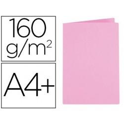 Chemise type peau d'âne 160g/m2 coloris rose paquet 100...