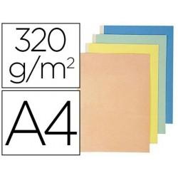 Chemise exacompta carte 240x320mm 320g documents a4...