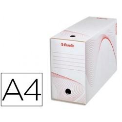 Boîte archives esselte standard carton ondulé recyclable...