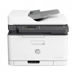 Imprimante multifonction hp couleur laser 179fnw fax...