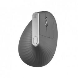 Souris logitech ergonomique verticale optique 6 boutons...