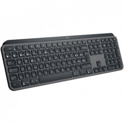 Clavier logitech sans fil mx keys clavier retroeclaire...