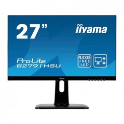 Ecran led iiyama ordinateur 27/' a retroeclairage led...
