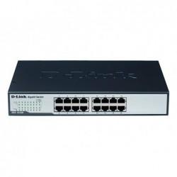 Switch de bureau d-link commutateurs 16 ports...