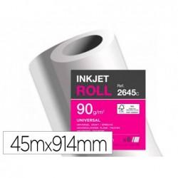 Papier clairefontaine plan extra blanc largeur 45mx914mm...