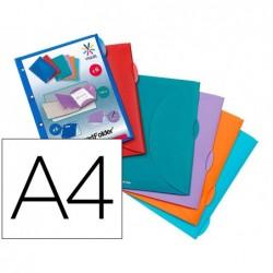 Chemise smartfolder covid a4 covid format coloris...