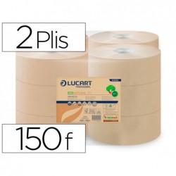 Serviette distribution hps l-one 2 plis eco natural...