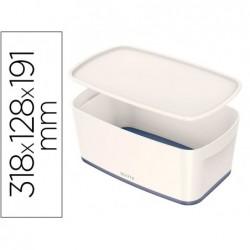 Bac rangement leitz mybox format a5 5l 318x128x3191mm...