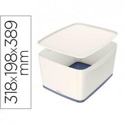 Bac rangement leitz mybox format a4 18l 318x198x385mm...