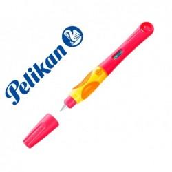Stylo-plume pelikan griffix cherry pour droitiers coloris...