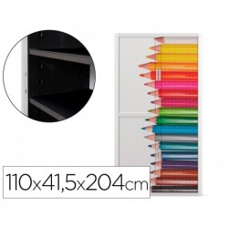 Armoire a rideaux personnalisee crayons  paperflow...