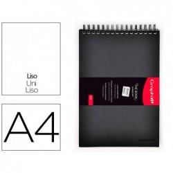 Carnet de dessin graph'it artbook double face a4 80 pages...