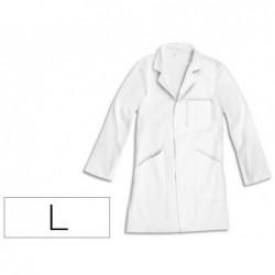 Blouse 100% coton de 190 g/m coloris blanc taille l