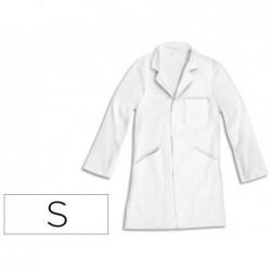 Blouse 100% coton de 190 g/m coloris blanc taille s