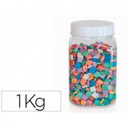 Mosaique antique nacree culture club 1x1cm pot 1kg 1200...