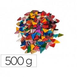 Mosaique en verre culture club forme triangle pot 500gr...