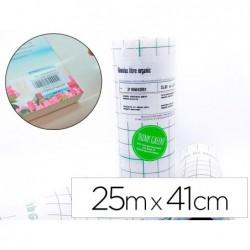Film protecteur bio filmolux a base de polyethylene vert...