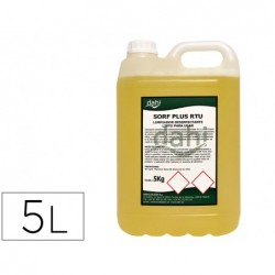 Nettoyant hygienisant desodorisant desinfectant sorf plus...