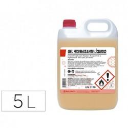 Lotion hydroalcoolique hygienisant de mains avec alcool...