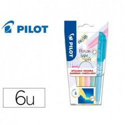 Surligneur pilot frixion light soft effacable pointe...
