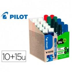 Pack pilot v-board master 10 marqueurs effacables a sec...