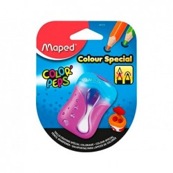 Taille-crayons maped color'peps 2 trous