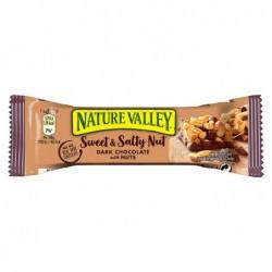 Barre de cereales nature valley sweet & salty chocolat...