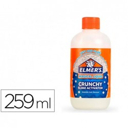 Liquide magique pour slime elmers crunchy texture...