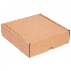 Boite expedition postale kraft brun petit format solide...