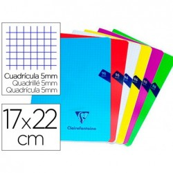 Cahier pique clairefontaine mimesys couverture...